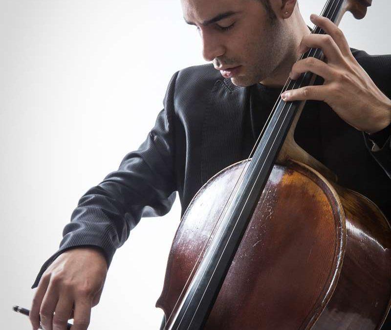 Guillermo Pastrana, violonchelo
