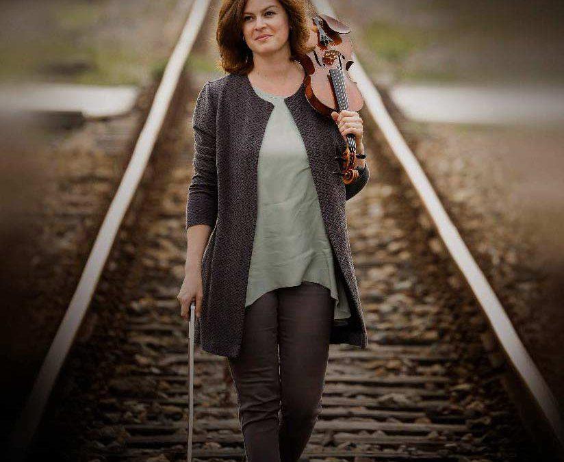 Valeria Zórina, violín. Daniel del Pino, piano