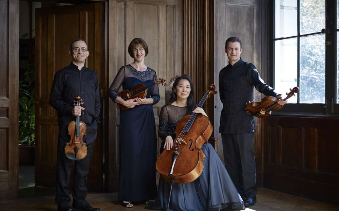 Grandes cuartetos de cuerda I: Cuarteto Brentano