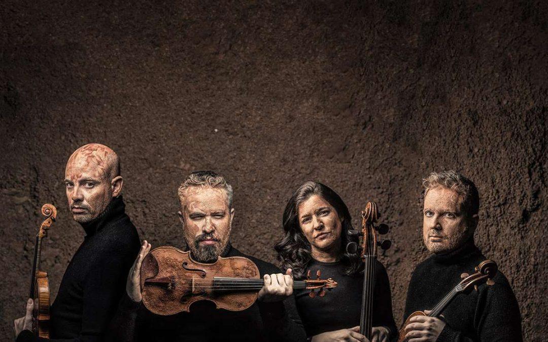 Grandes cuartetos de cuerda II: Cuarteto Quiroga