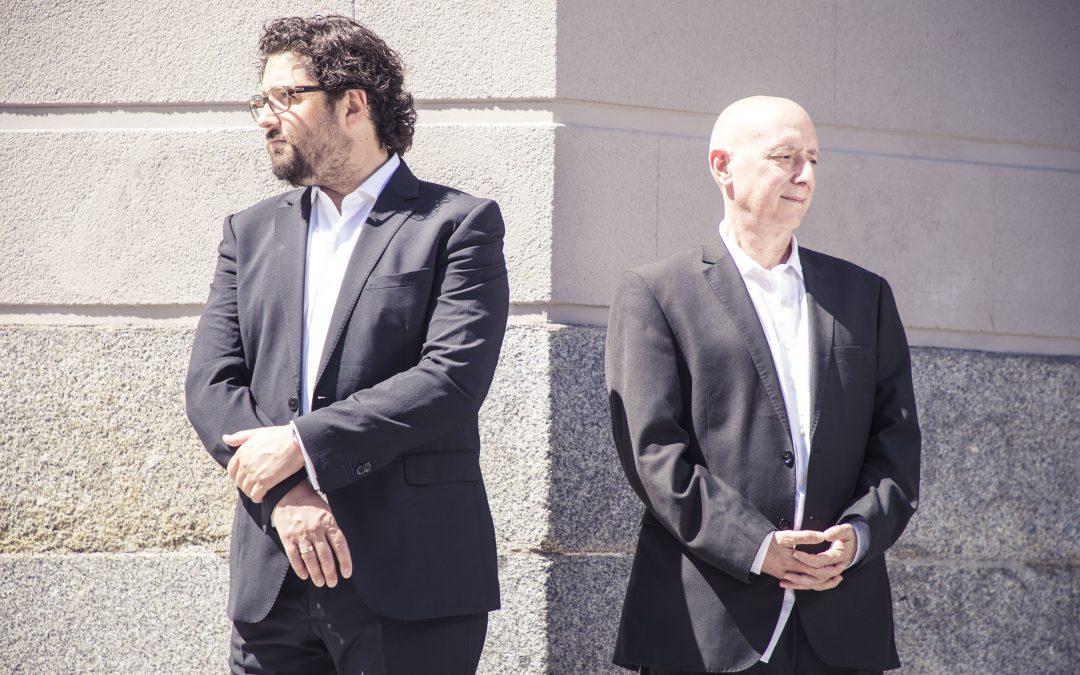 """""""Encuentros con los músicos"""" Aarón Zapico y Emilio Moreno"""