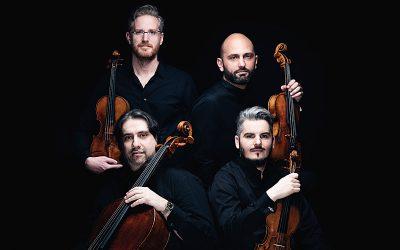 """Cuarteto di Cremona: """"Grandes Cuartetos de Cuerda """" IV"""