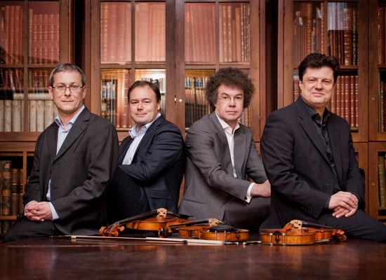 """Cuarteto Leipzig: Ciclo """"Grandes Cuartetos de Cuerda III"""""""