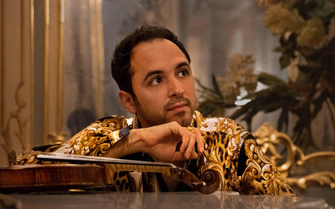 Jesús Reina (violín) & Damián Hernández (piano)