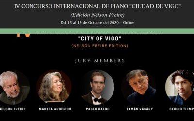 Concurso de piano «Ciudad de Vigo»